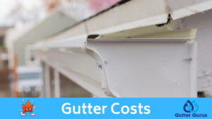 gutter replacement cost estimator