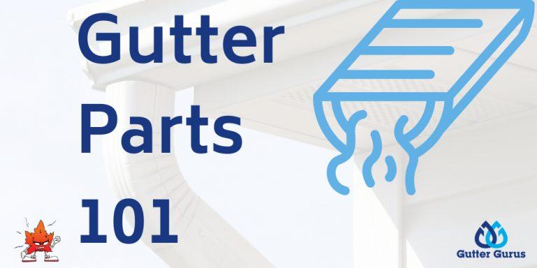gutter parts